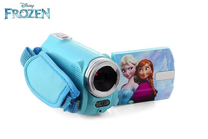 3 opinioni per Kids videocamera per bambini Disney Frozen 8Megapixel DVR con Anna ed Elsa
