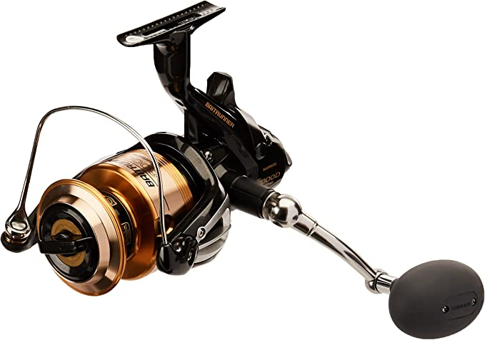 Shimano Baitrunner D Carrete Spinning (4,8:1): Amazon.es: Deportes ...