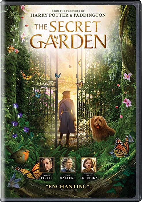 The Best The Secret Garden Dvd New