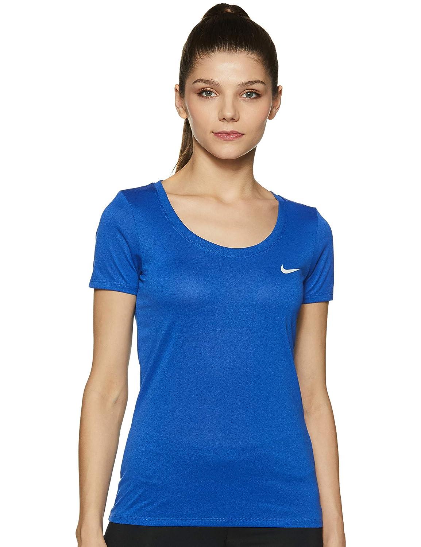Nike Women's Regular fit Sports T-Shirt