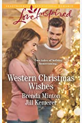 Western Christmas Wishes (Love Inspired) Kindle Edition