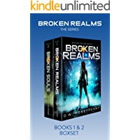 The Broken Realms Series: Books 1 & 2