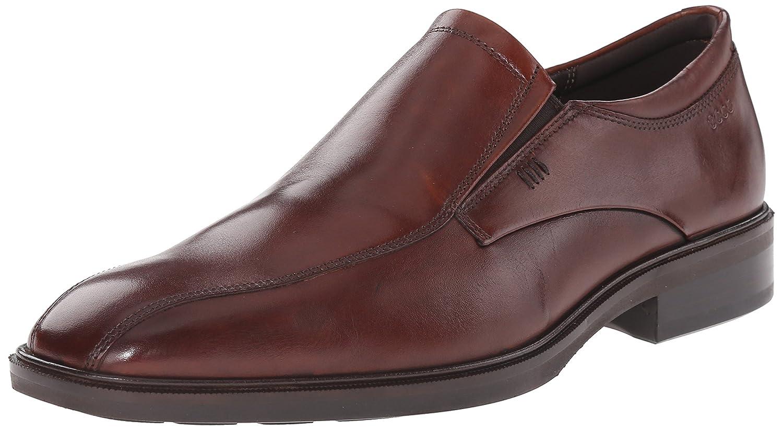 - Ecco Men& 039;s Illinois Slip-On Loafer, Cognac, 39 EU 5-5.5 M US