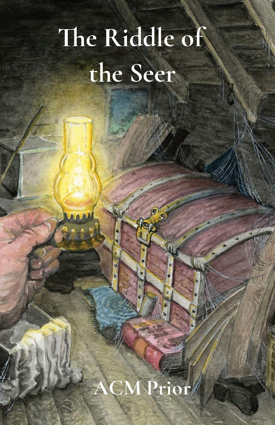The Riddle Of The Seer A Complete Story This Is The First Book