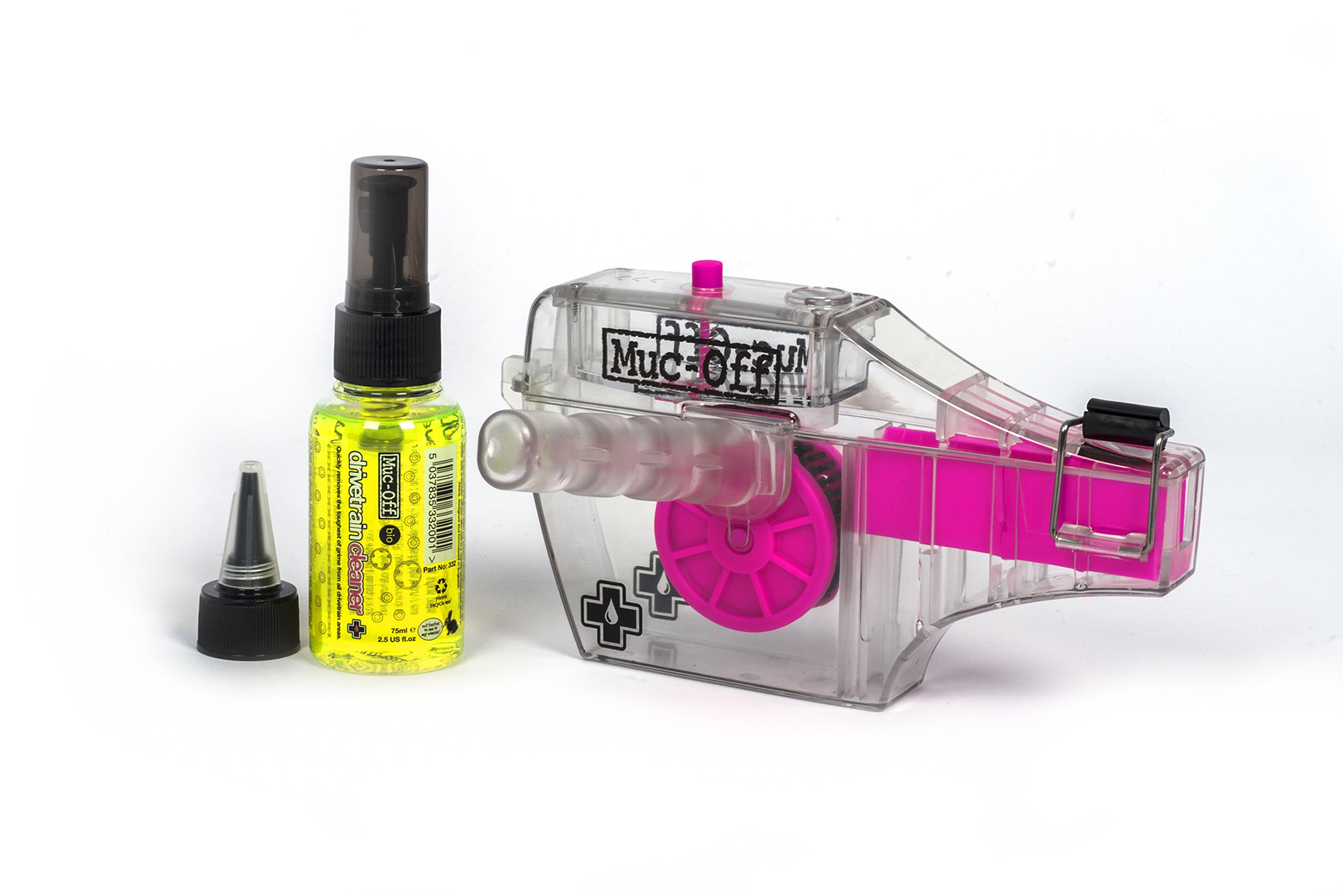 Muc-Off 277 X3 Chain Cleaning Kit (75ml, Yellow) by Muc Off (Image #4)