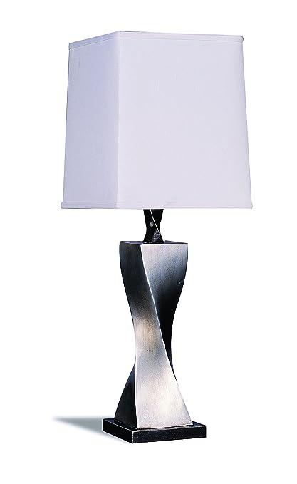 Amazon.com: Coaster Company de América 1497 lámpara de mesa ...