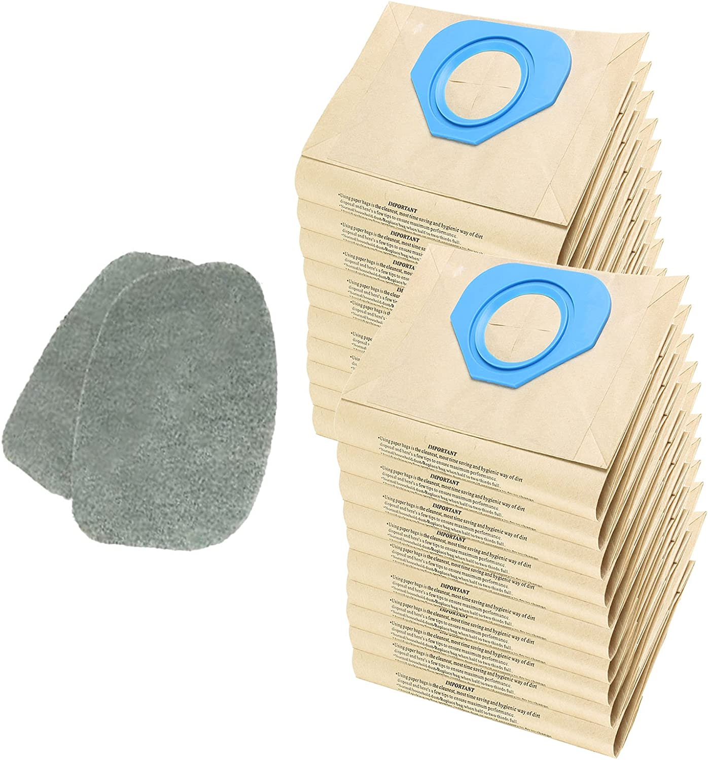 For Nilfisk GA70 GS90 Canister Vacuum Cleaner Filters GD80 GM90 GM80 GS80