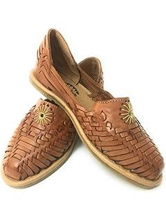 a9680673f331b Amazon.com | Womens Leather Sandals. Original Huarache Sandals ...