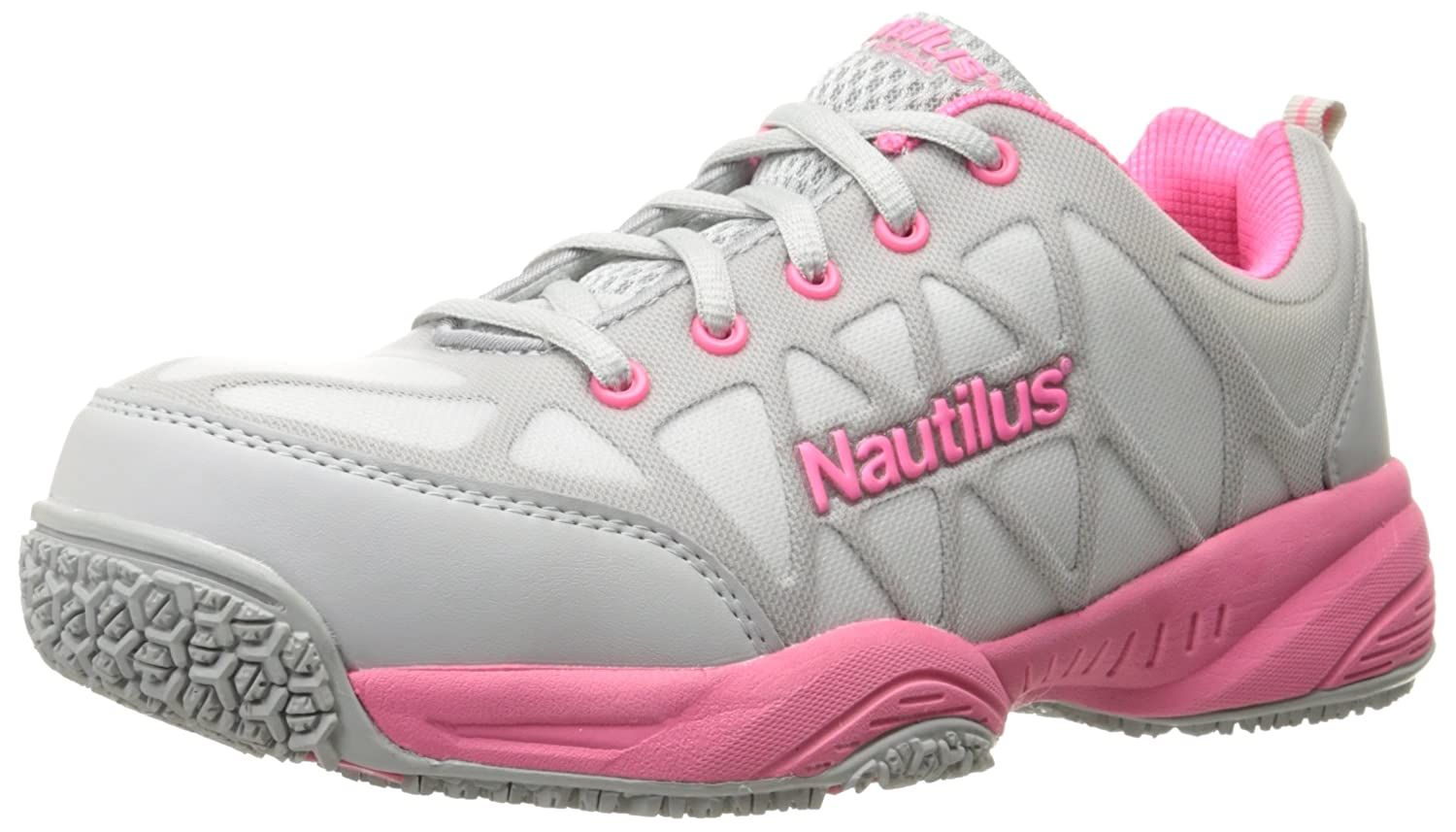 Nautilus Safety Footwear レディース B076JHZBFR 7 B(M) US|ブラック ブラック 7 B(M) US