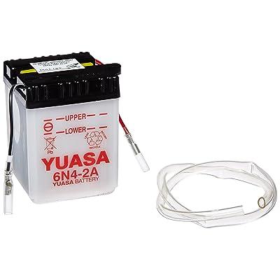 Yuasa YUAM2640B 6N4-2A Battery: Automotive