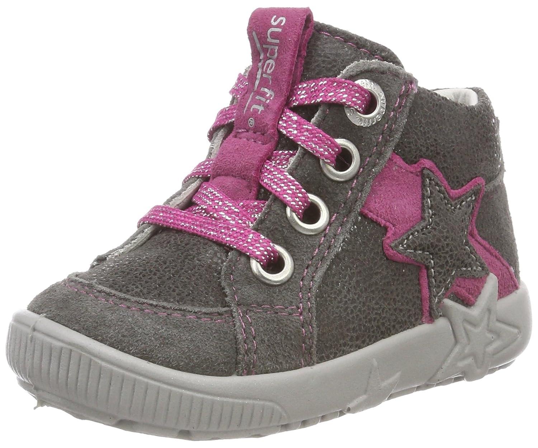 Superfit Baby Mädchen Starlight Sneaker 800438