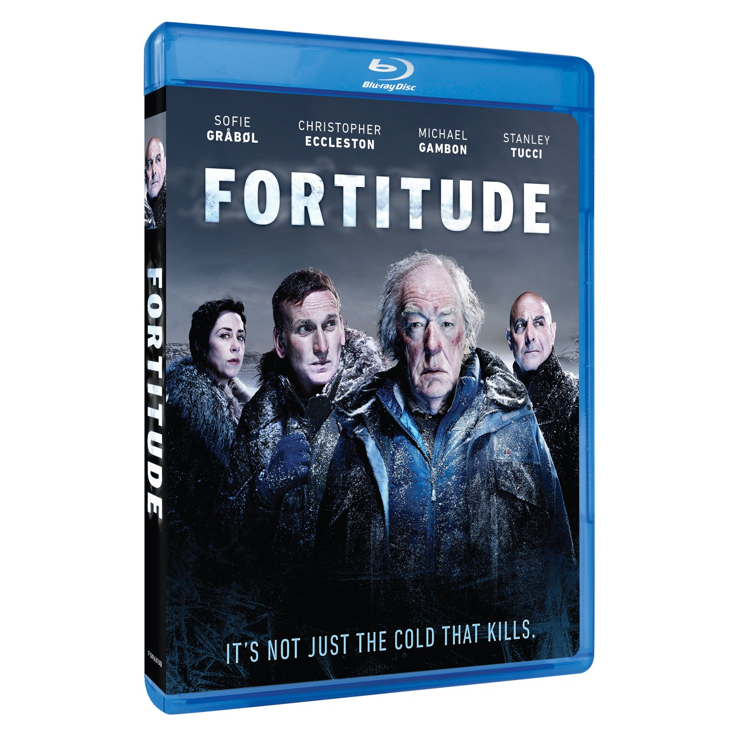 Blu-ray : Fortitude: The Complete First Season (2PC)