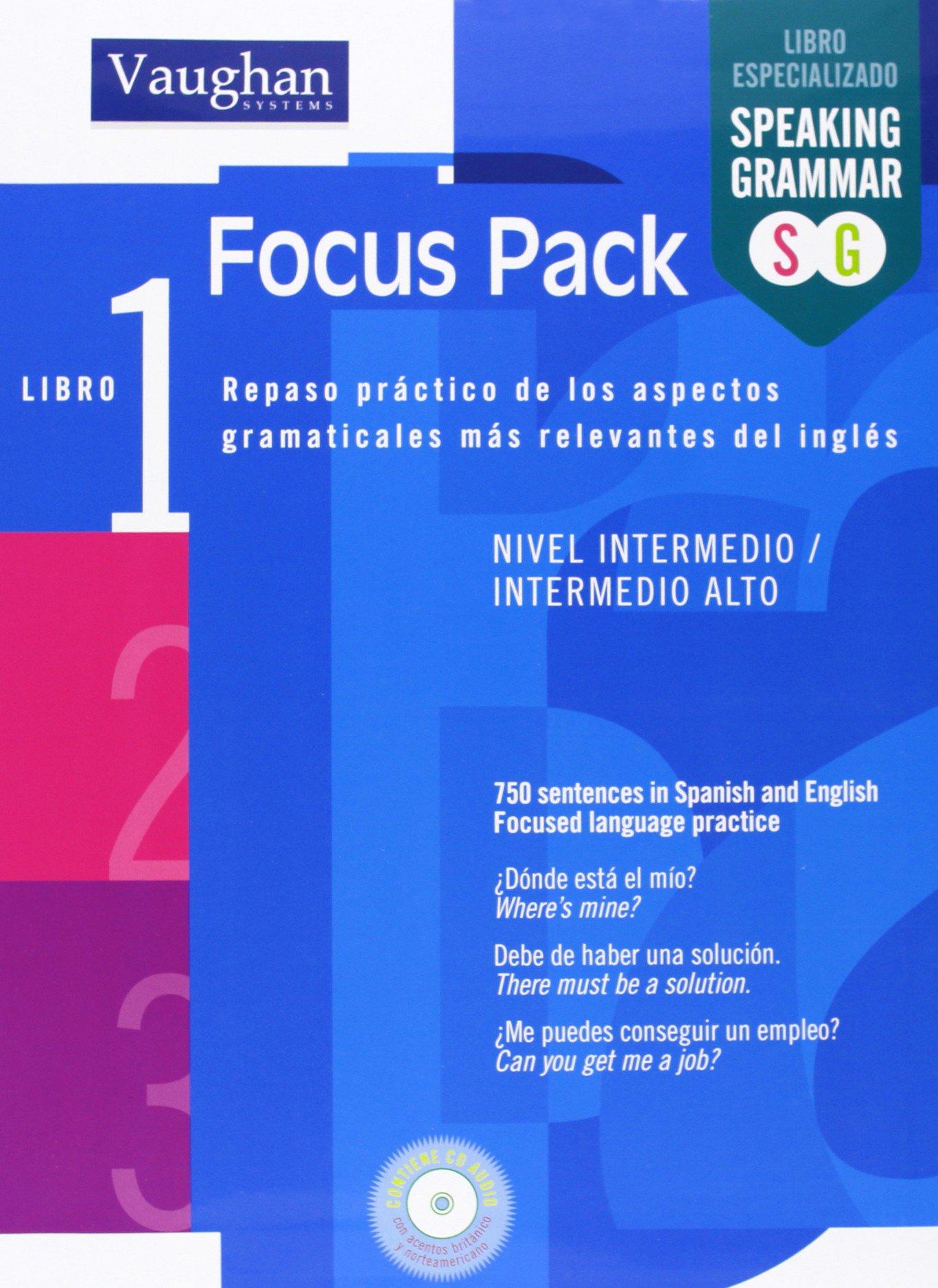 FOCUS PACK 1: Amazon.es: Richard Vaughan: Libros