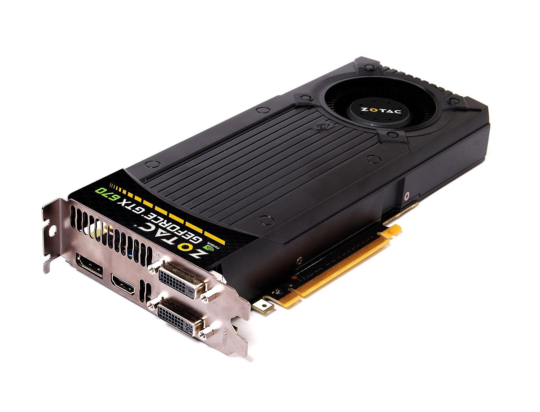 Zotac ZT-60301-10P GeForce GTX 670 2GB GDDR5 - Tarjeta gráfica ...