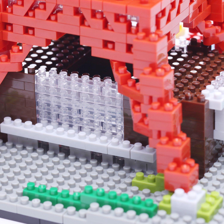 Nanoblock Tokyo Tower Deluxe Edition Building Kit