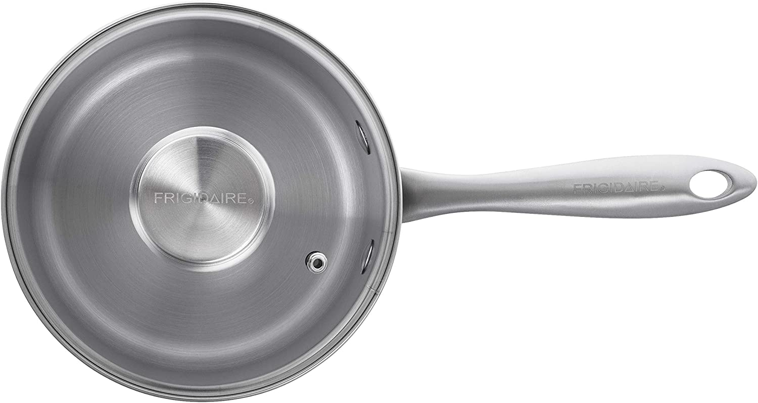 Frigidaire 11FFSPAN16 ReadyCook Cookware Stainless Steel 3 Pieces 2-piece