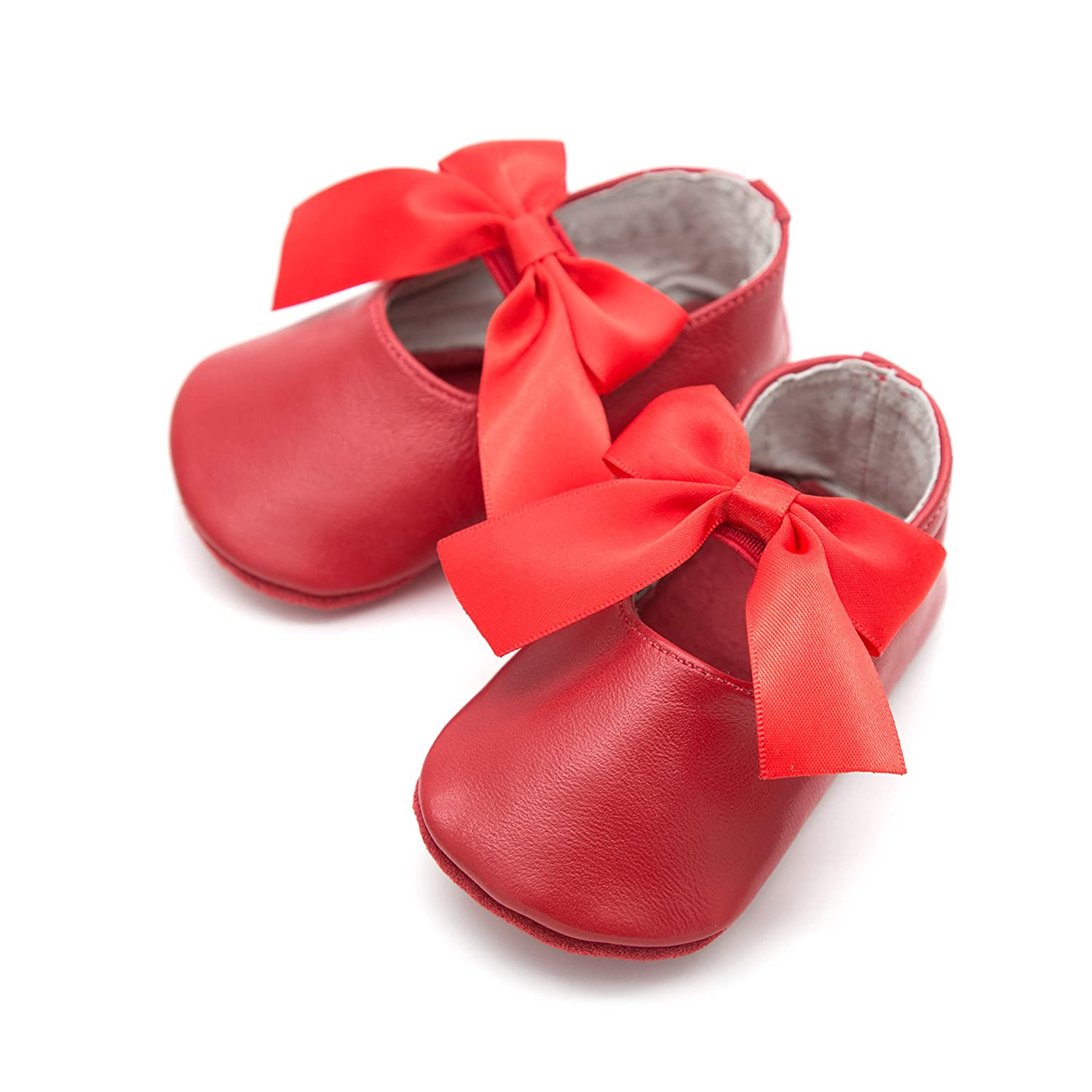 Elk Kids Baby Ballet Flats, Baby Shoes, Crib Shoes (Baby/Toddler)