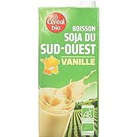 Céréal Bio Boisson Soja Vanille 1 L