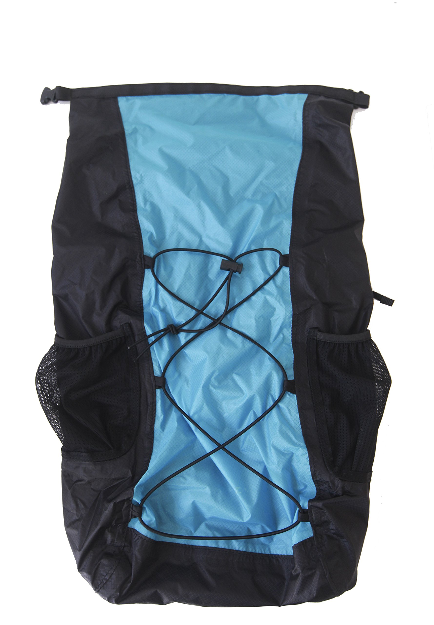 Outlander 100% Waterproof Packable Lightweight Travel Backpack, Blue