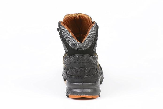 No Risk Discovery, Zapatos de Seguridad Unisex Adulto: Amazon.es ...