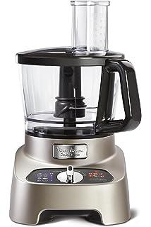 Moulinex FP659 Masterchef 8000 Robot da cucina, rosso/bianco: Amazon ...
