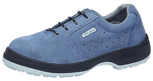 Robusta-Zapato Cordones Acebo S1+P