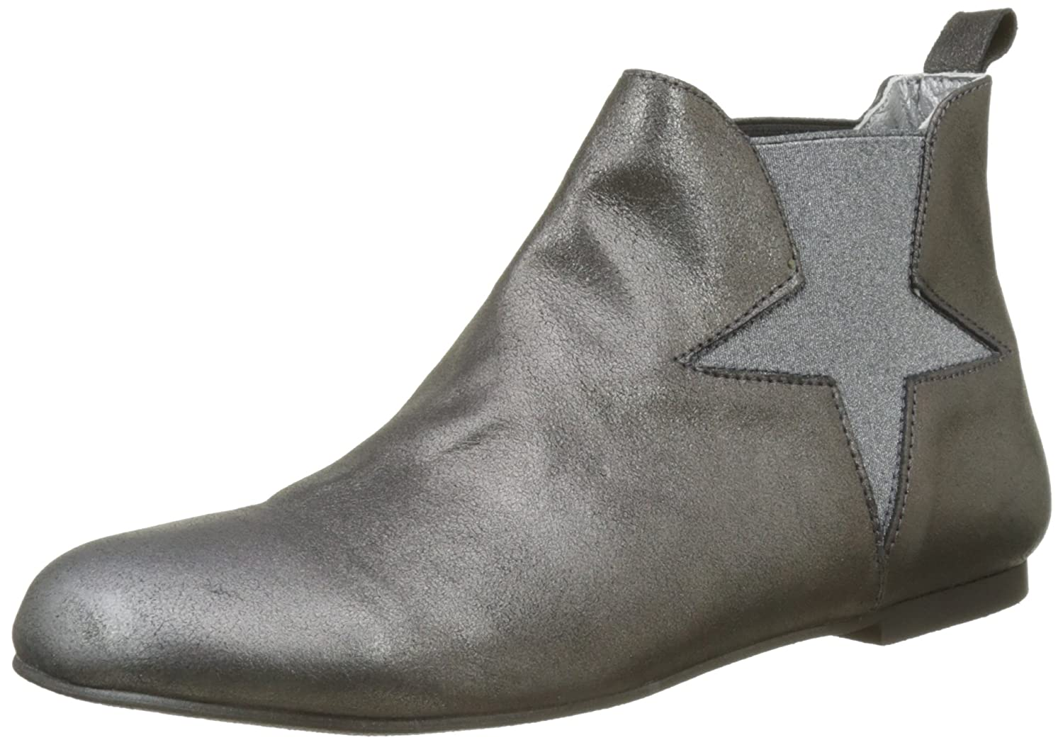 Ippon Vintage Easy-Fun - Botines Chelsea Mujer36 EU Argent (Argent)