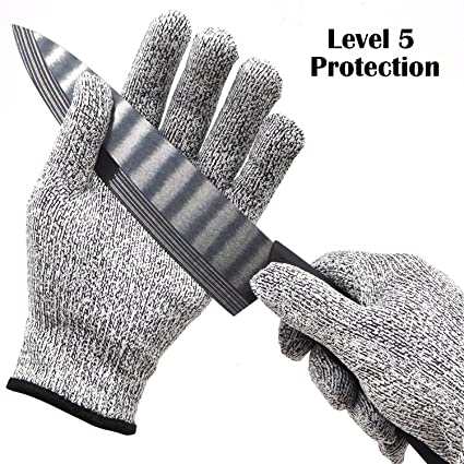 Men's Arm Warmers Men's Accessories Anti-cut Stab Resistant Cutting Work Labor Protection Cut Safety Arm Sleeve Be Friendly In Use