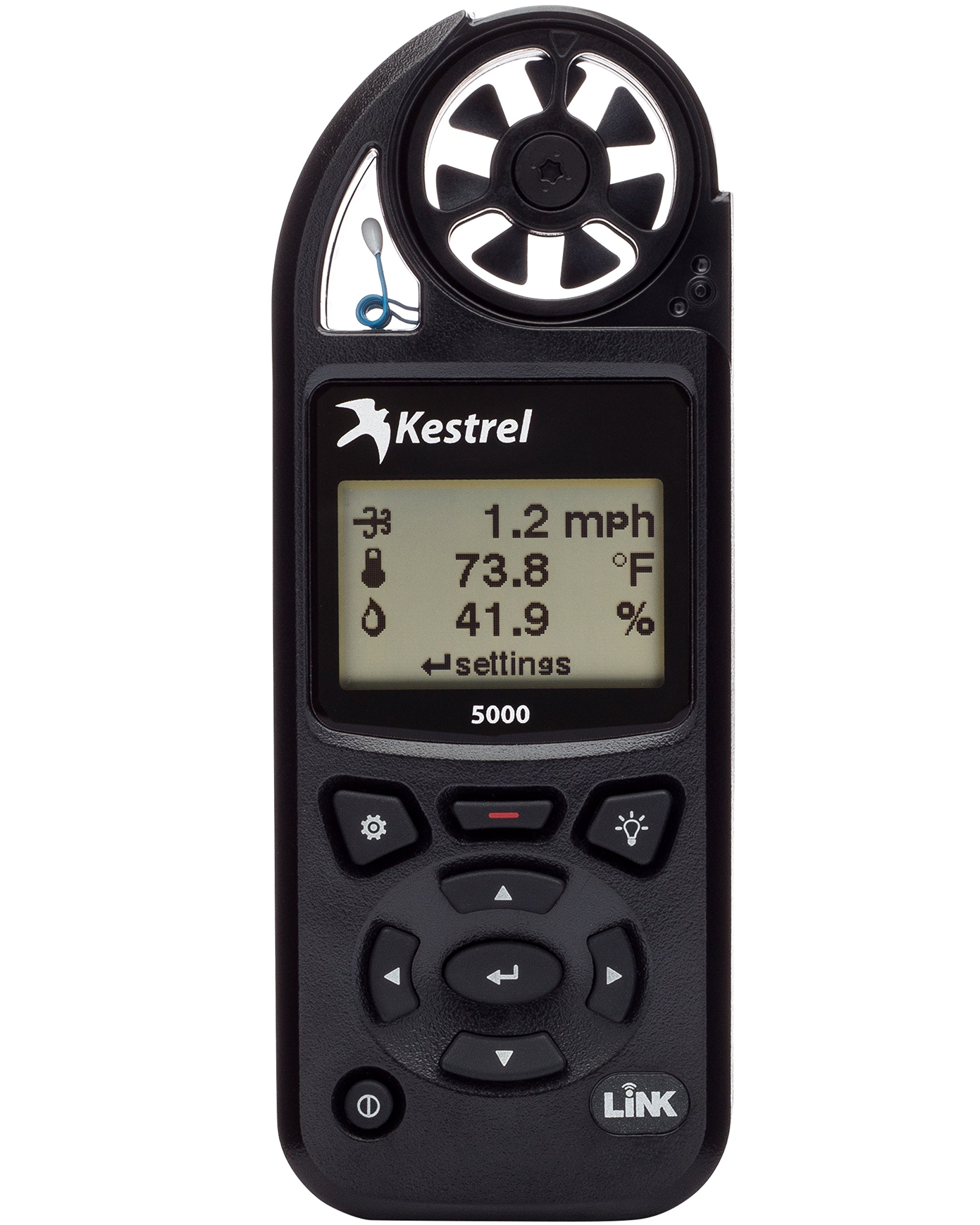 Kestrel 5000 Environmental Meter with Link by Kestrel