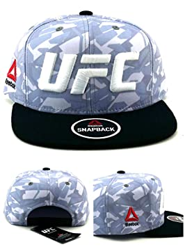 Reebok UFC New RBK MMA Performance Sublimated Era - Gorra, Color ...