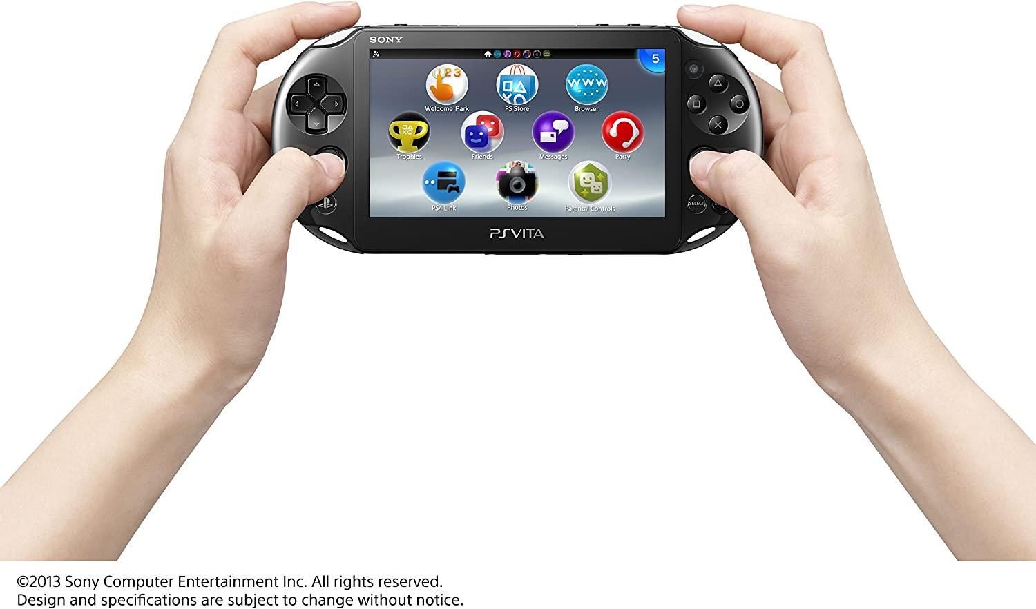 Amazon.com: Sony PlayStation Vita WiFi: Video Games