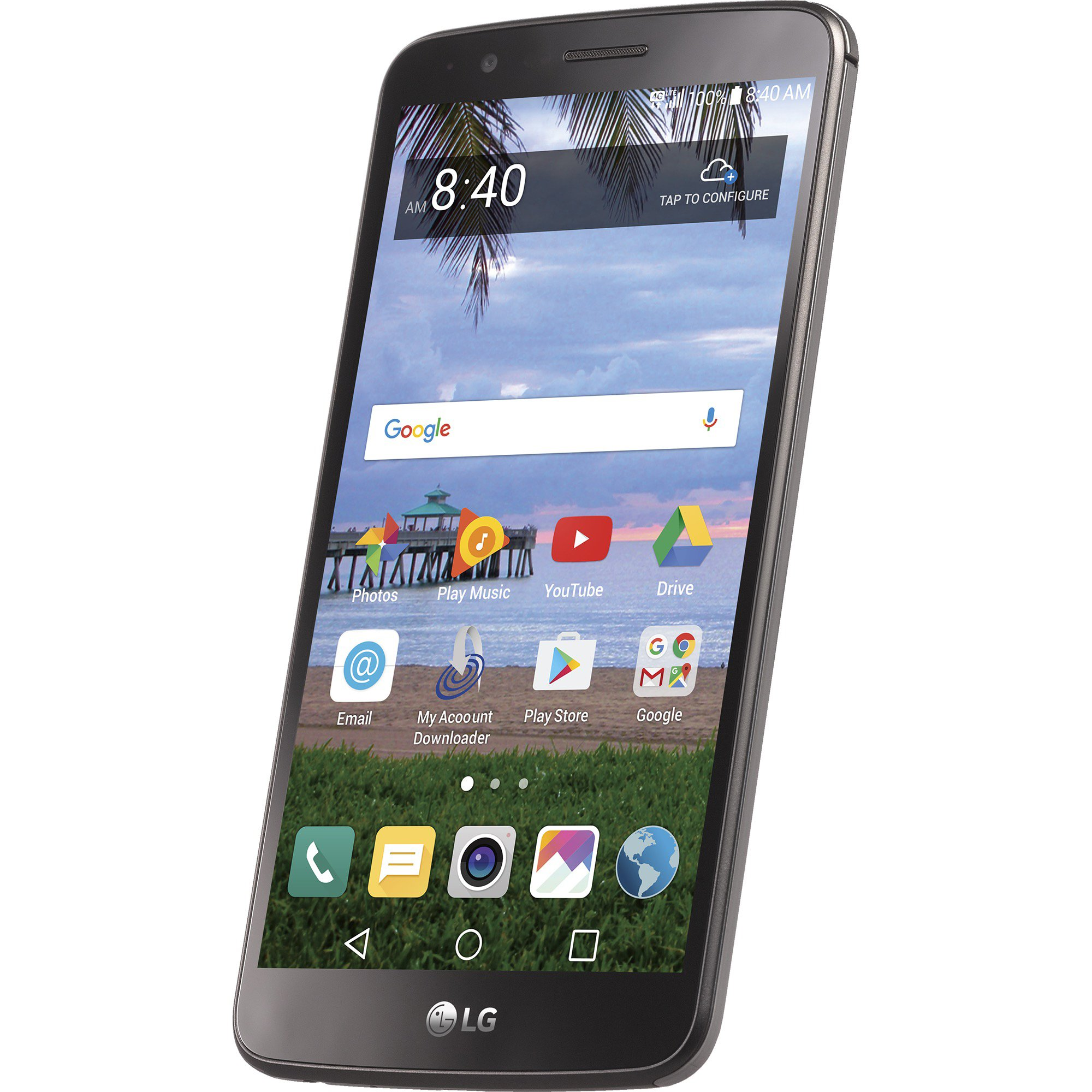 Simple Mobile LG Stylo 3 4G LTE Prepaid Smartphone with Free $50 Unlimited Bundle by Tracfone (Image #6)