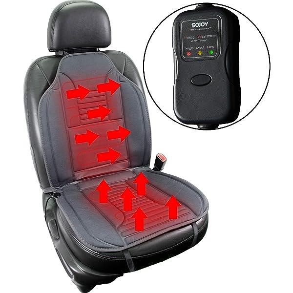 Amazon.com: Sojoy - Calentador universal para asiento de ...