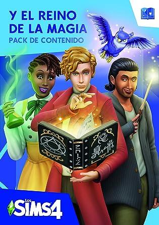 Los Sims 4 - Y El Reino de la Magia Standard | Código Origin para ...