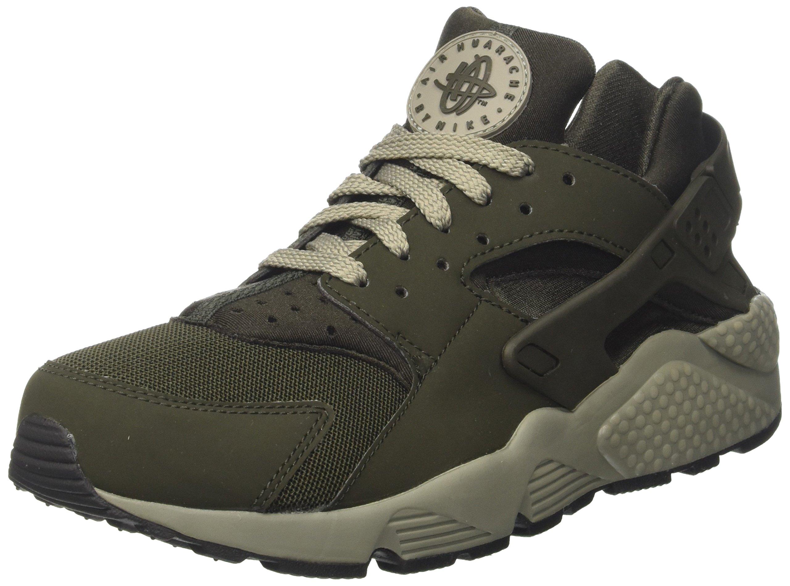 new arrive f6f67 62fcd Galleon - Nike Air Huarache Mens Running Shoes Sequoia Sequoia Dark Stucco  318429-311 (13 D(M) US)