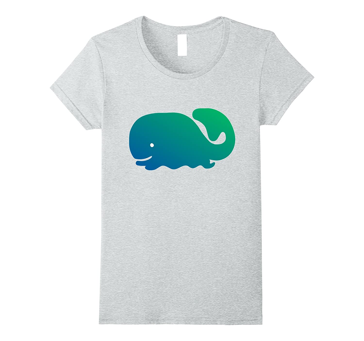 Big Whale T Shirt- Whale Lives Matter Classic Fit T Shirt