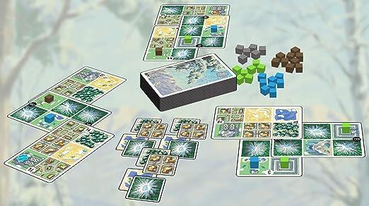 Hokkaido - Juego de Mesa: Amazon.es: Juguetes y juegos
