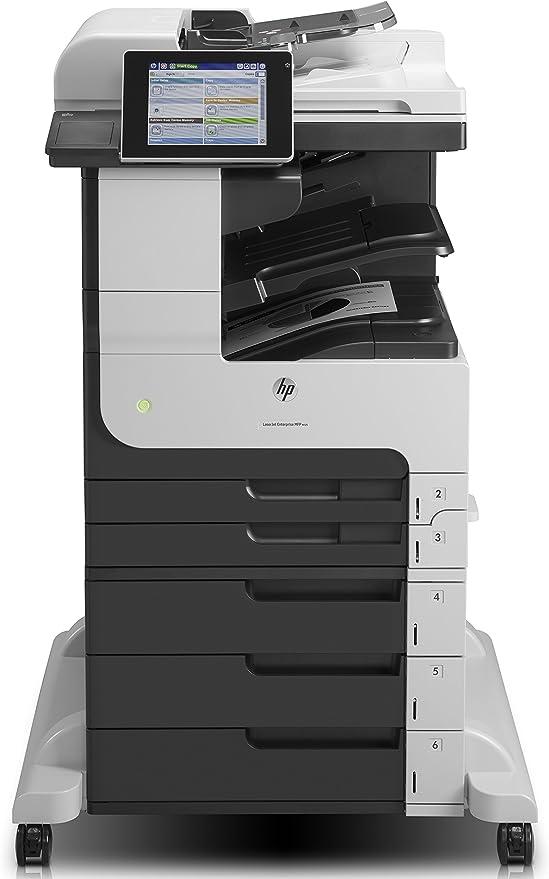 HP LaserJet Managed MFP M725zm 1200 x 1200DPI Laser A3 41ppm Negro ...