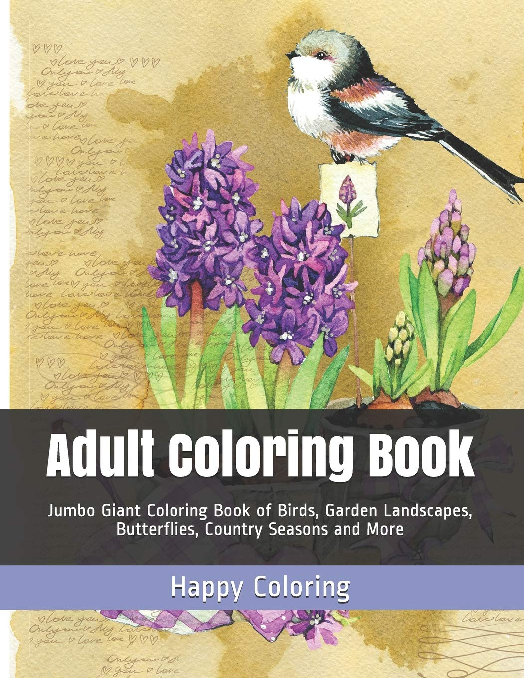 Giant Coloring Books For Adults
