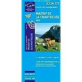 Massif d/La Chartreuse Sud gps