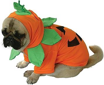 Straßenpreis neue Fotos verschiedene Stile Kostüm Hund Kürbis Halloween M: Amazon.de: Haustier