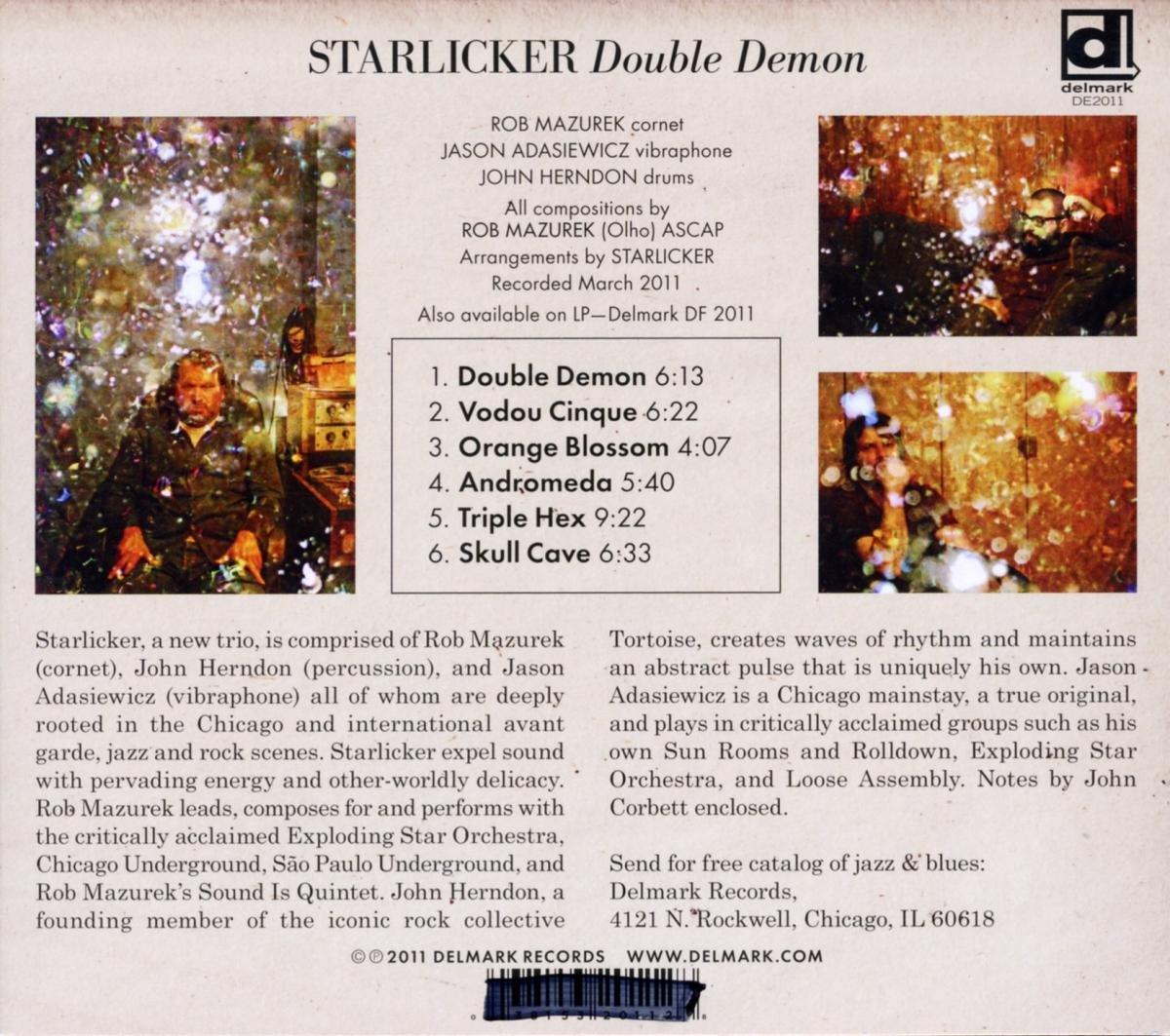 starlicker double demon