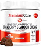 Cranberry For Dogs - Cranberry Pills For Dogs Bladder Support No More Dog Antibiotics - Dog UTI Treatment Food - Bladder…