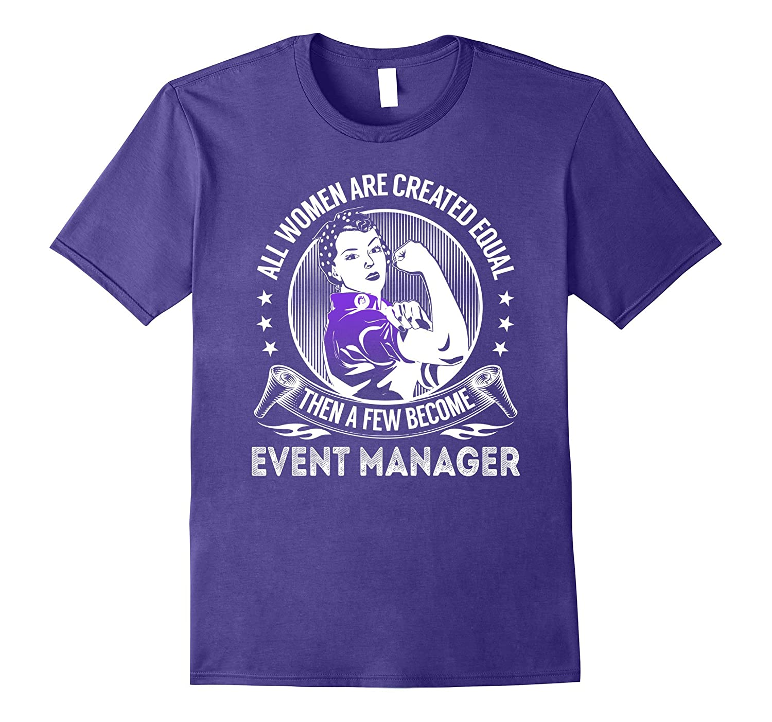 A Few Become Event Manager TShirt-TJ