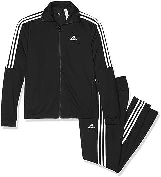 adidas Tiro Survêtement Homme, Noir/Blanc, FR : S (Taille Fabricant :