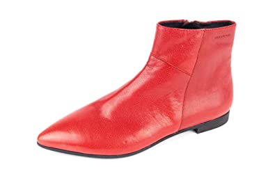 6f4e189b8eb4 Vagabond Damen Lottie Stiefeletten Rot Gr. 37  Amazon.de  Schuhe ...