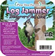 Pine Tree Farms 5003 Log Jammers Berry N Nut Suet Plug Suet 9.4oz. (0.27 kg.)