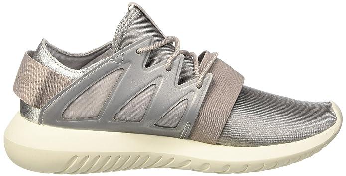pretty nice 97f41 efffa adidas - Tubular Viral W - S75907 - Color: White-Grey-Silver - Size: 8.0