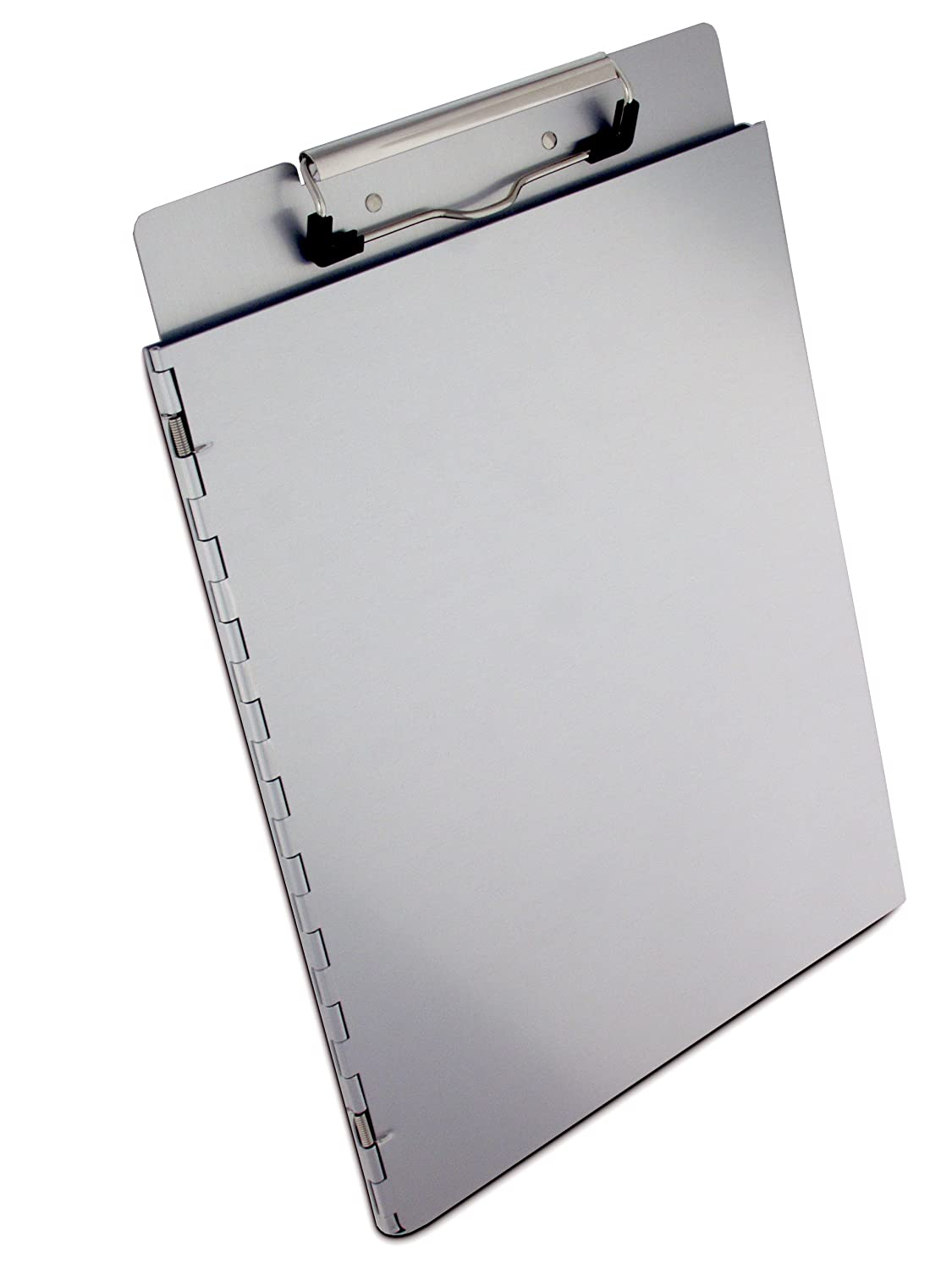 Saunders Recycled Aluminium Portfolio Clipboard with Privacy Cover, Letter Size, 8.5 X 12-Inch, 22017