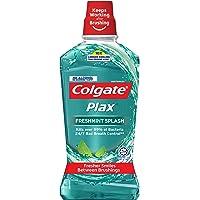 Colgate Plax Mouthwash, Freshmint, 1L